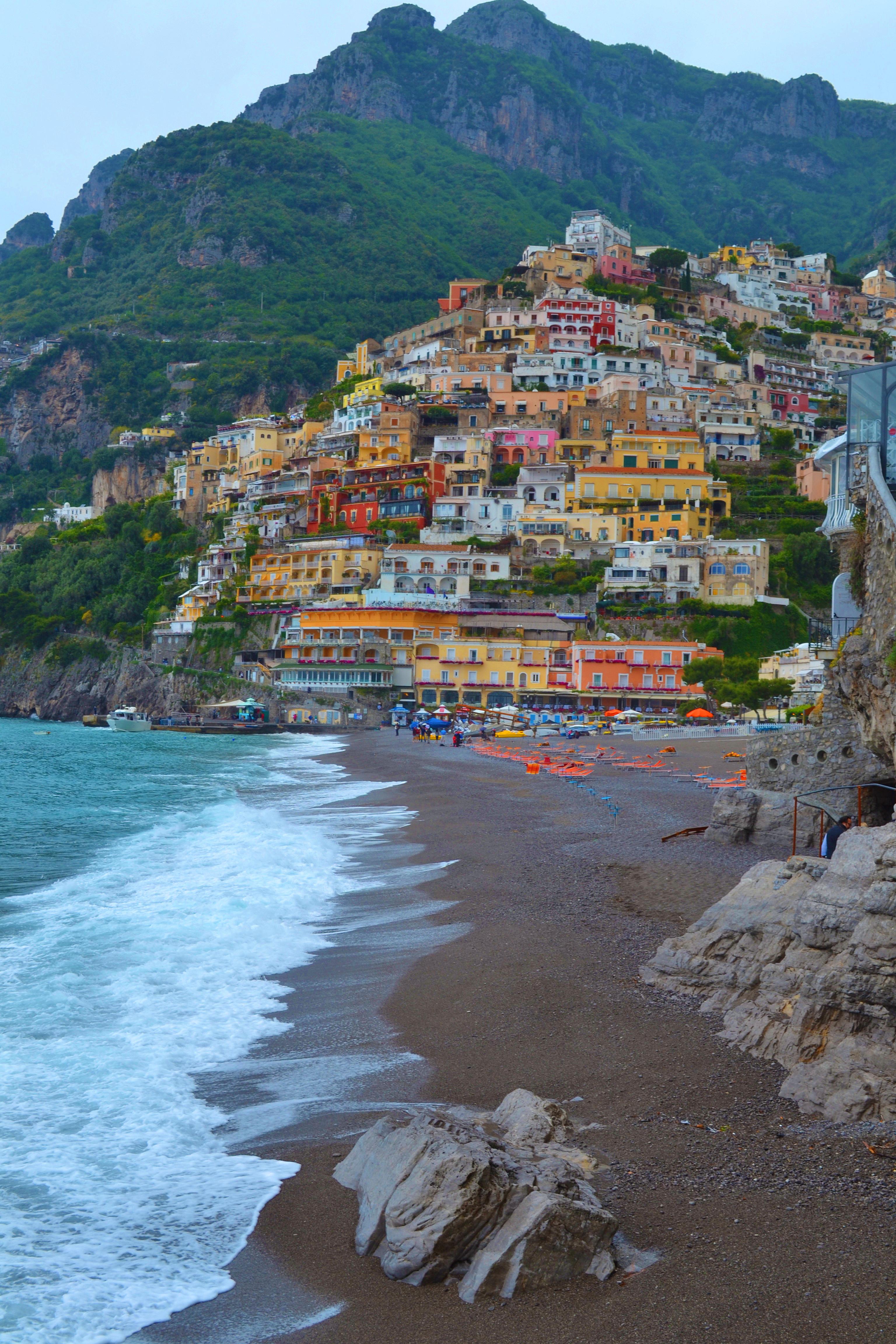 Colours of sorrento and the amalfi coast italy thetwoscoops for Amalfi to positano